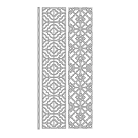 Tonic Studios - Cutting Die - Simply Screens - Moroccan Mosaic Die Set