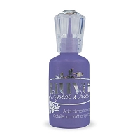 Tonic Studios - Nuvo Crystal Drops - Crushed Grape Glossy