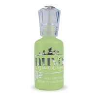 Tonic Studios - Nuvo Crystal Drops - Apple Green Glossy