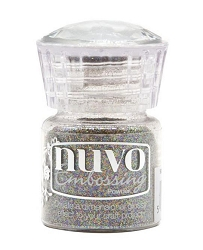 Tonic Studios - Nuvo Embossing Powder - Twinkling Tinsel