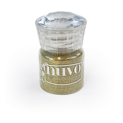 Tonic Studios - Nuvo Embossing Powder - Glitter Gold Enchantment