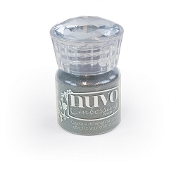 Tonic Studios - Nuvo Embossing Powder - Classic Silver Metallic