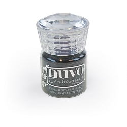 Tonic Studios - Nuvo Embossing Powder - Jet Black