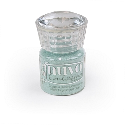 Tonic Studios - Nuvo Embossing Powder - Serenity Blue