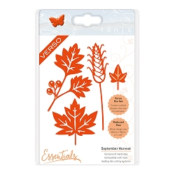 Tonic Studios - Cutting Die - Essentials September Harvest die set