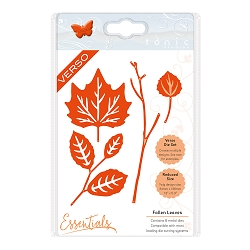 Tonic Studios - Cutting Die - Essentials Fallen Leaves die set