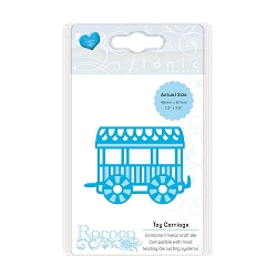 Tonic Studios - Cutting Die - Rococo Kids Petite Toy Carriage Die