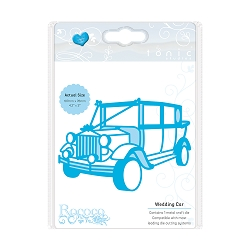 Tonic Studios - Cutting Die - Rococo Celebrations Wedding Car Die