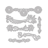 Tonic Studios - Cutting Die - Filigree Flourish