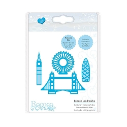 Tonic Studios - Cutting Die - London Landmarks