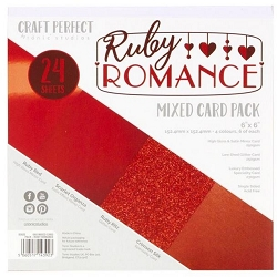 Tonic Studios - Ruby Romance Mixed Card 6