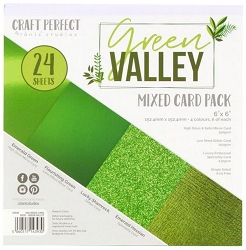 Tonic Studios - Green Valley Mixed Card 6
