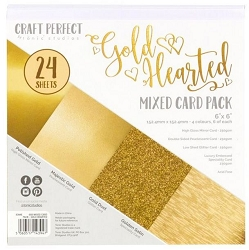 Tonic Studios - Gold Hearted Mixed Card 6