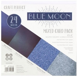 Tonic Studios - Blue Moon Mixed Card 6