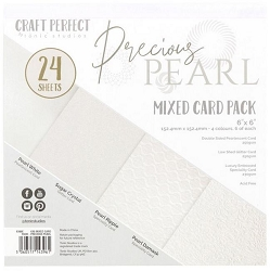 Tonic Studios - Precious Pearls Mixed Card 6