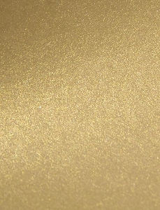 Tonic Studios - Craft Perfect Cardstock - 5 sheets Pearlescent Majestic Gold 8.5