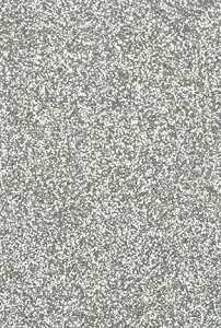Tonic Studios - Craft Perfect Cardstock - 5 sheets Glitter Silver Screen 8.5