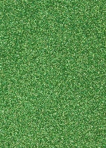 Tonic Studios - Craft Perfect Cardstock - 5 sheets Glitter Lucky Shamrock 8.5