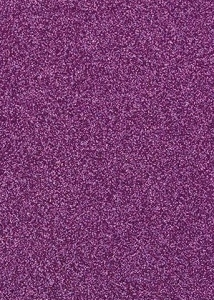 Tonic Studios - Craft Perfect Cardstock - 5 sheets Glitter Nebular Purple 8.5