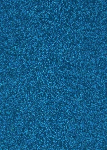 Tonic Studios - Craft Perfect Cardstock - 5 sheets Glitter Midnight Topaz 8.5