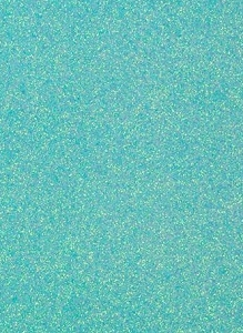 Tonic Studios - Craft Perfect Cardstock - 5 sheets Glitter Tropical Tide 8.5