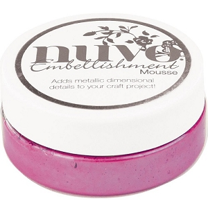 Tonic Studios - Nuvo Embellishment Mousse - English Heather