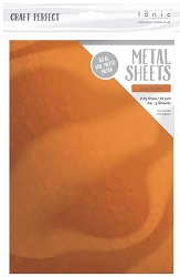 Tonic Studios - Craft Perfect Metal Sheets - A4 Copper Kettle (8.25
