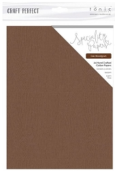 Tonic Studios - Craft Perfect Specialty Paper - A4 Oak Woodgrain (8.25