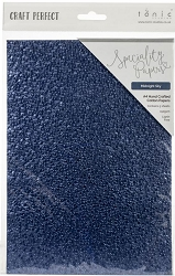 Tonic Studios - Craft Perfect Specialty Paper - A4 Midnight Sky (8.25
