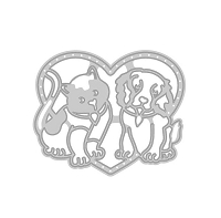Tonic Studios - Cutting Die - Rococo Pampered Pets Best Buddies