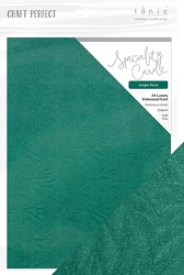 Tonic Studios - Craft Perfect Luxury Embossed Cardstock - A4 Jungle Fever (8.25