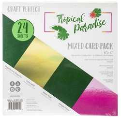 Tonic Studios - Tropical Paradise Mirror Card 6