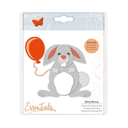 Tonic Studios - Cutting Die - Woodland Buildables Betty Bunny