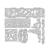 Tonic Studios - Cutting Die - Art Nouveau Collectables Die Collection