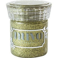 Tonic Studios - Nuvo Glimmer Paste - Golden Crystal
