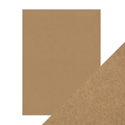 Tonic Studios - Craft Perfect Cardstock -  Brown Craft 10 sheets 8.5
