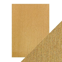 Tonic Studios - Craft Perfect Luxury Embossed Cardstock - A4 Cinnamon Silk (8.25