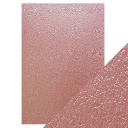 Tonic Studios - Craft Perfect Luxury Embossed Cardstock - A4 Rose Glacier (8.25