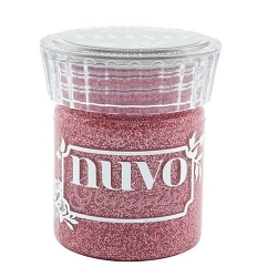Tonic Studios - Nuvo Glimmer Paste - Strawberry Champagne