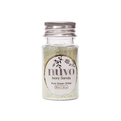 Tonic Studios - Nuvo Glitter - Ivory Sands