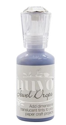 Tonic Studios - Nuvo Jewel Drops - Steel Blue