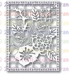 Tutti Designs - Cutting Die - Multi Floral Background