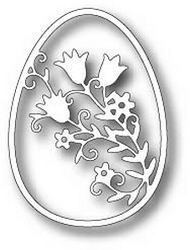 Tutti Designs - Cutting Die - Floral Tulip Egg