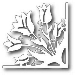Tutti Designs - Cutting Die - Tulip Corner