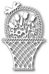 Tutti Designs - Cutting Die - Easter Flower Basket