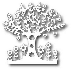 Tutti Designs - Cutting Die - Spring Tree