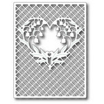 Tutti Designs - Cutting Die - Lily Heart Panel