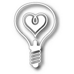 Tutti Designs - Cutting Die - Love Bulb