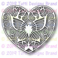 Tutti Designs - Cutting Die - Butterfly Medallion