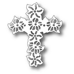 Tutti Designs - Poinsettia Cross